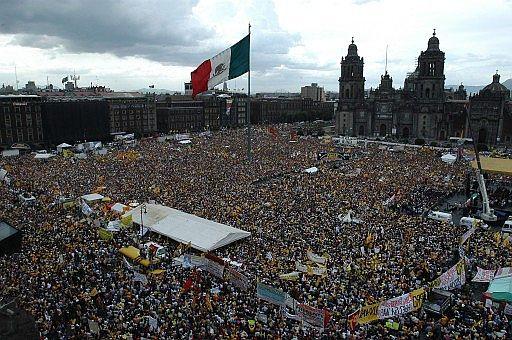 Resultado de imagen de manifestacion mexico